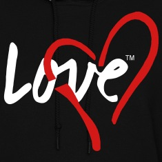 LOVE HEART Hoodies