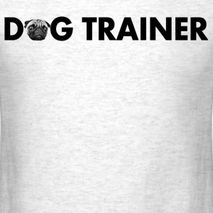 dog trainer - Men's T-Shirt