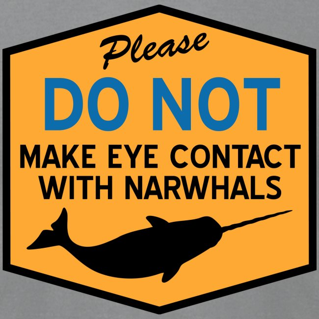 Eye Contact Narwhals