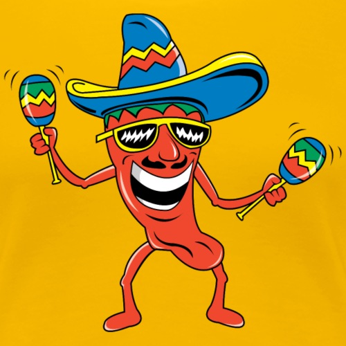 Mexican Chili Pepper