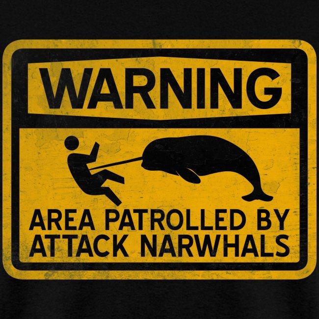 Attack Narwhals (Vintage)