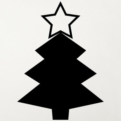 Original Merry Christmas Happy Holiday Tree Star