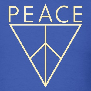 Triangle of Peace 4.2 T-Shirts - Men's T-Shirt