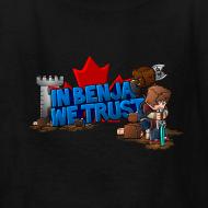 Design ~ Benja Kids T-Shirt
