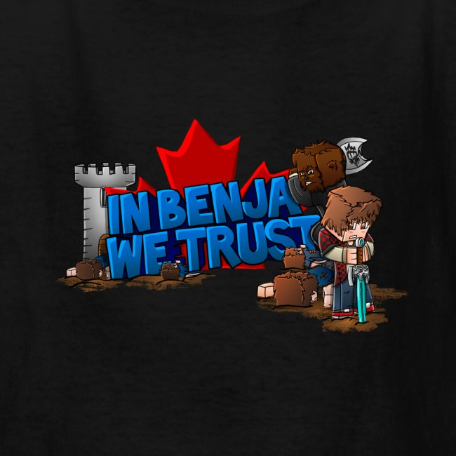 Benja Kids T-Shirt