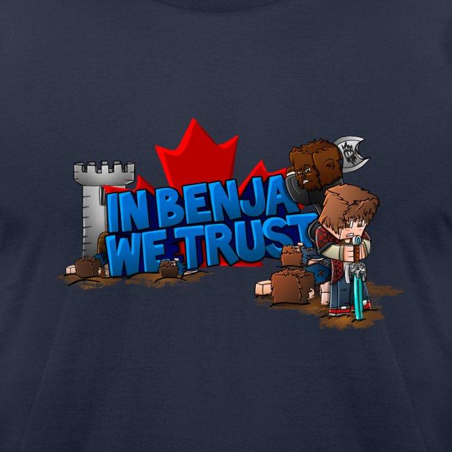 Benja T-Shirt by American Apparel (M)
