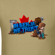 Design ~ Benja T-Shirt (M)