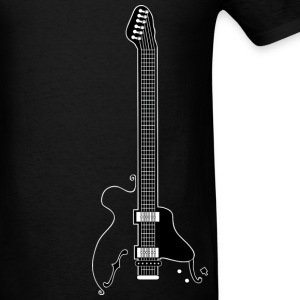 Electric Guitar T-Shirts - Men's T-Shirt