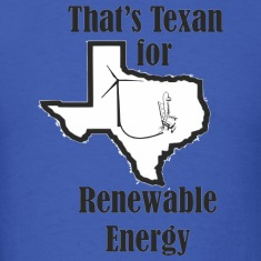 texan_wind_renewable_energy T-Shirts