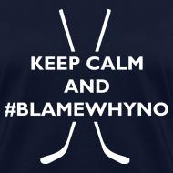 Design ~ #BlameWhyno (Women)
