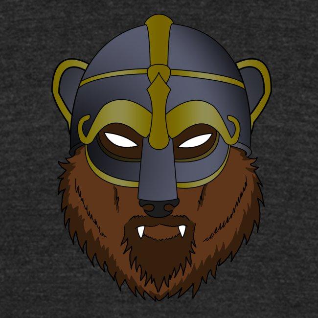 Viking Bear - Unisex Tri-Blend T-Shirt