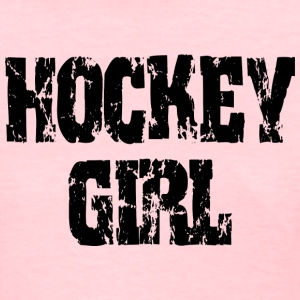 Hockey Girl T-Shirt - Women's T-Shirt