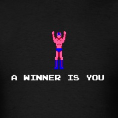 A winner is you - Star Man