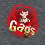 Design ~ Just For Laughs Women's T Gags Crew Shirt!