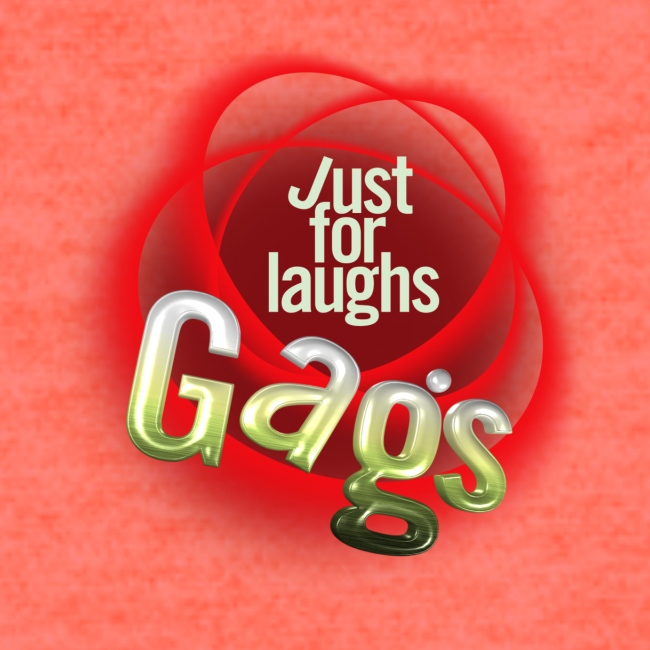 Just For Laughs Women's T Gags Crew Shirt!