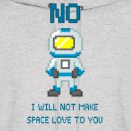 Design ~ Space Love Hoodie