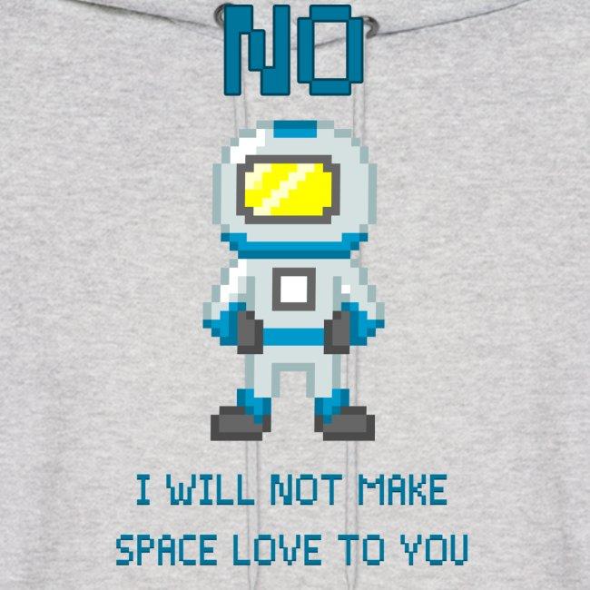 Space Love Hoodie