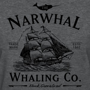 The Narwhal Whaling Company Women's T-Shirts - Women's T-Shirt