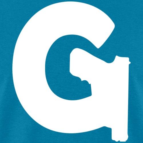 Gun Channels Logo White