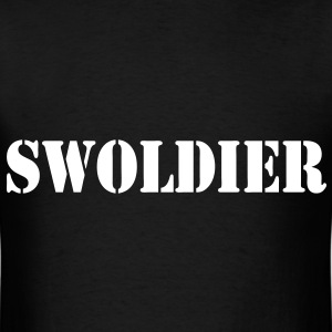 SWOLDIER T-Shirts - Men's T-Shirt