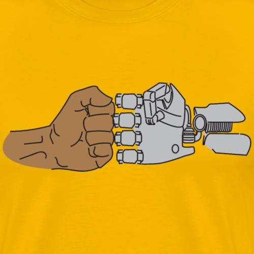 Robot Love - Bump