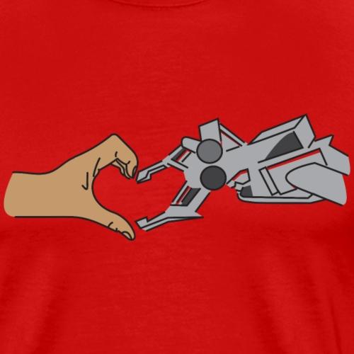 Robot Love - Heart