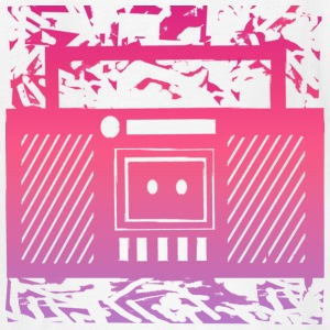 Pink Radio - Kids' T-Shirt