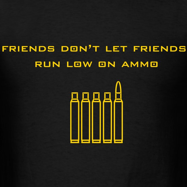 Friend's Ammo