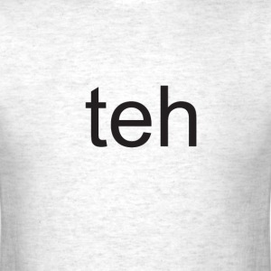 teh - Men's T-Shirt
