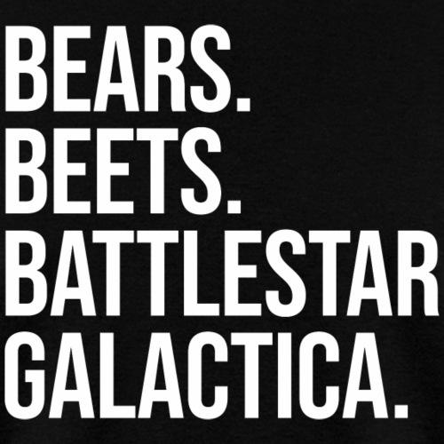 Bears Beets Battlestar