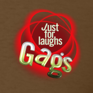 Design ~ Just For Laughs Men's T Gags Crew Shirt!