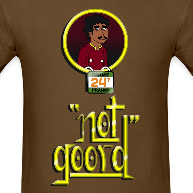 Rakesh Not Goord Shirt