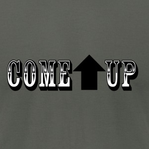 Come Up Shirt - Men's T-Shirt by American Apparel