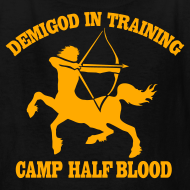 Design ~ Centaur Camp Half-Blood