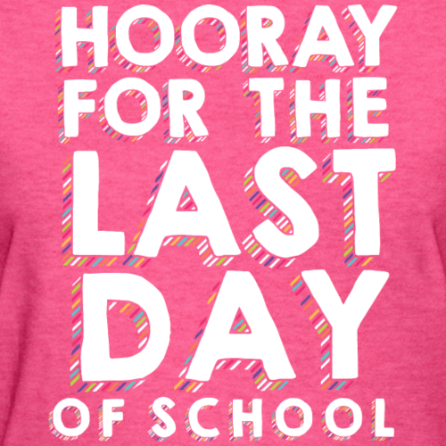 Hooray For the Last Day of School | Sprinkles