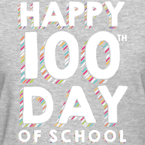 Happy 100th Day of School | Sprinkles