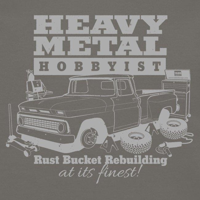 Heavy Metal Hobbyist Sweatshirt