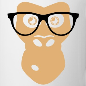 Ape with glasses Accessories - Coffee/Tea Mug