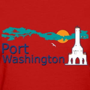 Ladies Port Washington T - Women's T-Shirt