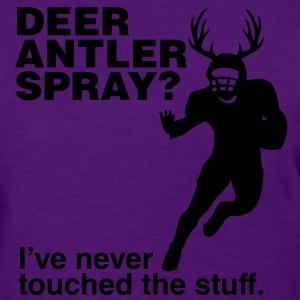 Deer Antler Spray? Nope Women's T-Shirts - Women's T-Shirt