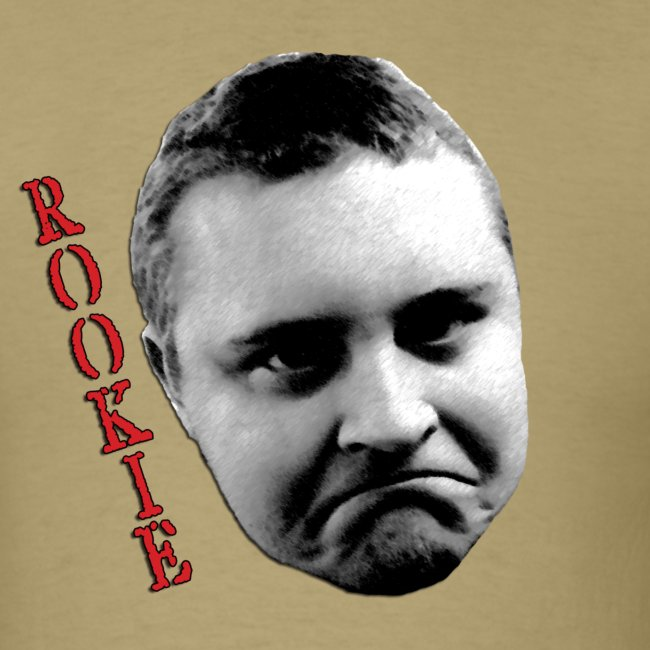Rookie Disapproves!