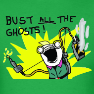 Design ~ Bust ALL The Ghosts!