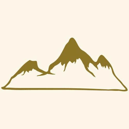 Mountains, Outdoor, Hiking, Mountain, Symbols