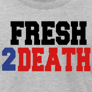FRESH2DEATH T-Shirts - Men's T-Shirt by American Apparel
