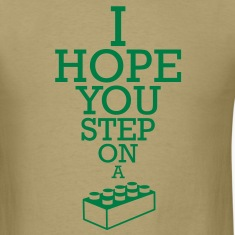 Lego - Step on It T-Shirts