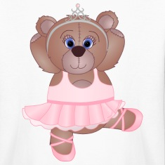 Teddy Bear Ballerina