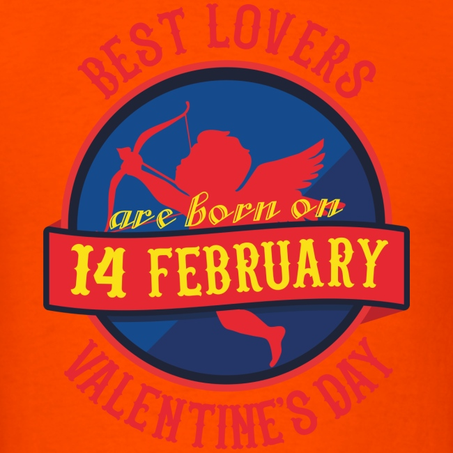 Best Lovers Are Born On Valentine's Day