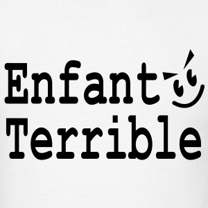 enfant terrible T-Shirts - Men's T-Shirt