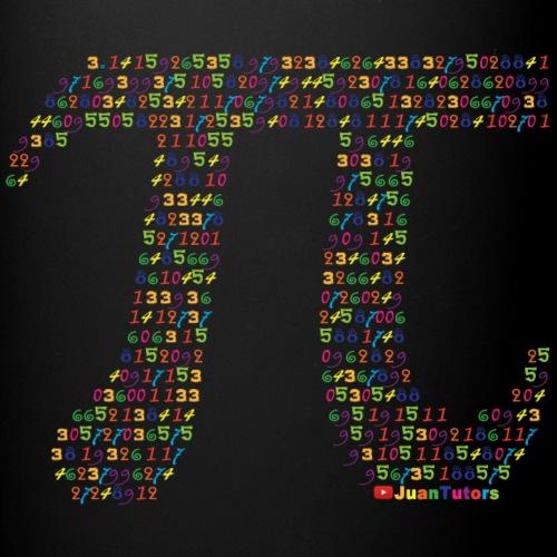 Pi Tshirt JuanTutors Logo