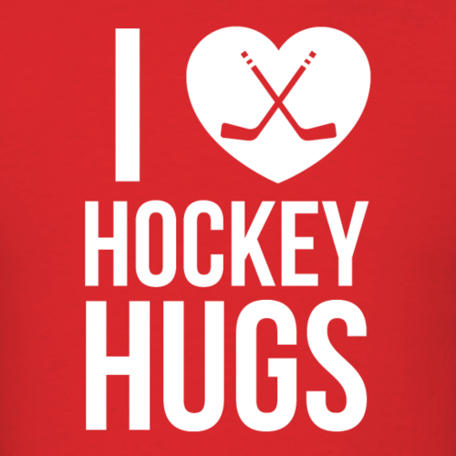 I [Heart] Hockey Hugs